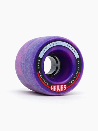 Fatty hawgs 63mm78a pink/purple
