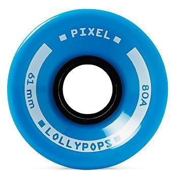 Pixel Lollypops Mini 61mm 80a Blue