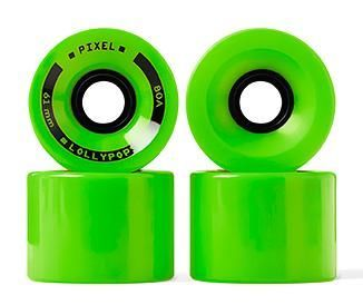 Pixel Lollypops Mini 61mm 80a Green