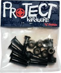 Project hardware 7/8 black