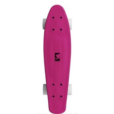 Ram Mini Cruiser Old School Dragonfruit Pink