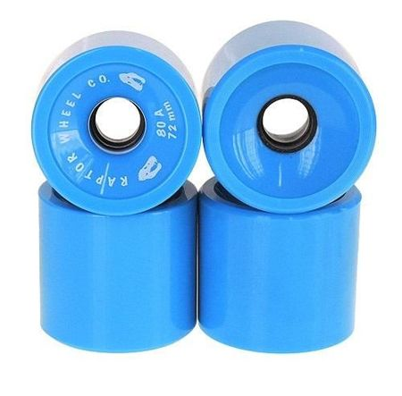 Raptor Rippers 72mm 80a Blue