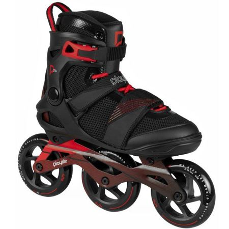 Rolki PLAYLIFE GT BLACK 110 2020