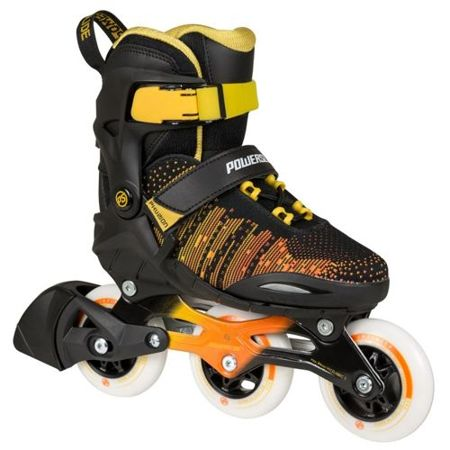 Rolki Powerslide PHUZION KIDS GALAXY BOYS BLACK