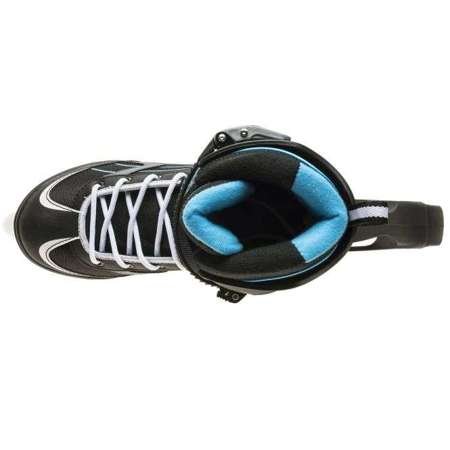 Rolki Rollerblade ADVANTAGE PRO XT W BLK/LIGHT BLUE