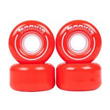 Rookie Quad Wheels All Star Red