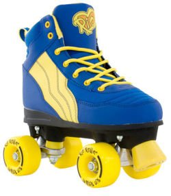 Wrotki Rio Roller Pure Blue/Yellow