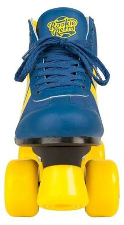 Wrotki Rookie Retro Blue / Yellow V2